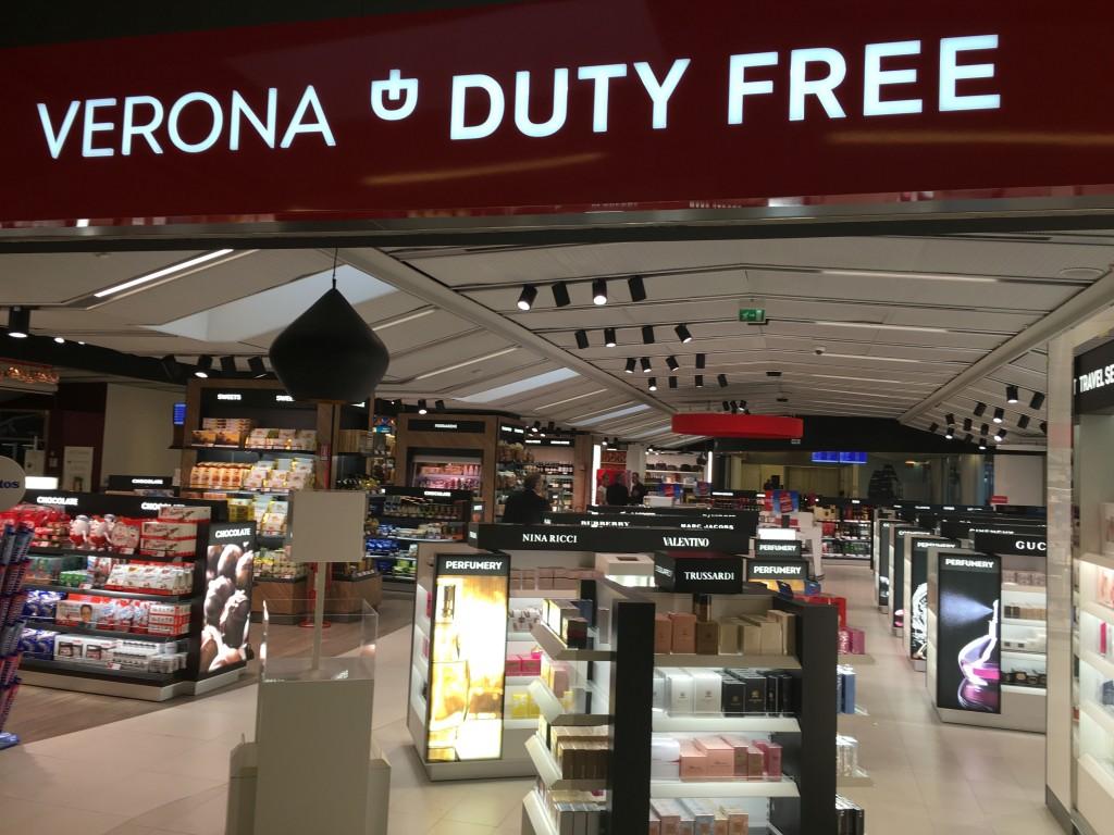 Aeroporto Zurigo Partenze : Aeroporto verona inaugurato il nuovo duty free travelquotidiano