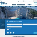 Balkan Express lancia il nuovo sito web