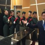 Ball assistenti di volo