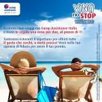Europ Assistance premia chi acquista in agenzia viaggi
