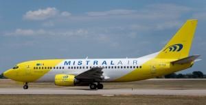 Mistral Air, voli di linea da Firenze verso Puglia, Sardegna e Francia