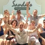 Sandals Resorts, fam trip con gli agenti di viaggio