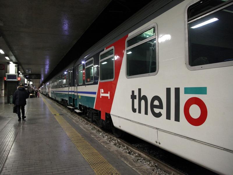 Venezia parigi con i treni thello offerta da altre citt - Trenitalia vagone letto ...