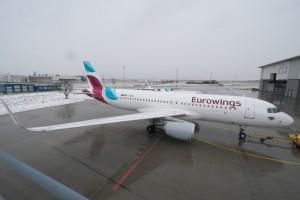 Eurowings apre la stagione da Monaco con quattro velivoli basati