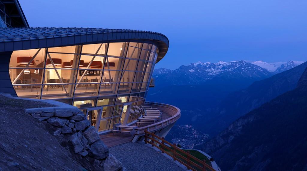 Skyway Monte Bianco Conferenze Sul Tetto D Europa
