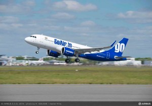 A320neo GOAIR_TAKE OFF_