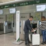 Alitalia, a Fiumicino nuovi chioschi