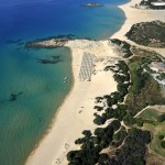 Chia eletta spiaggia più bella d'Italia da Legambiente
