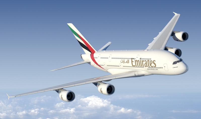 Emirates: nuova partnership in codeshare con Gol