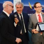 Grimaldi celebra i vincitori del premio giornalistico Mare Nostrum