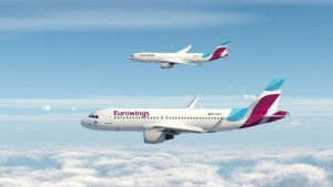 Eurowings apre a Salisburgo la seconda base austriaca