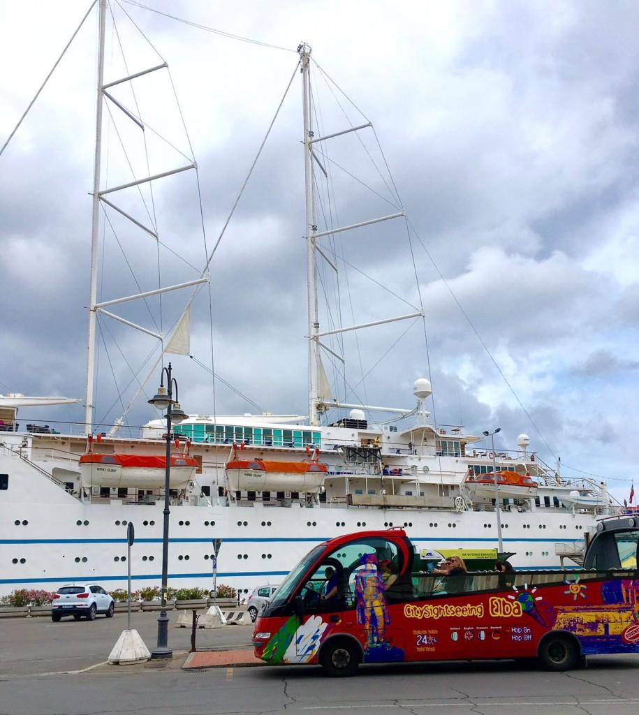 Aeroporto Elba : City sightseeing livorno sbarca all elba travelquotidiano