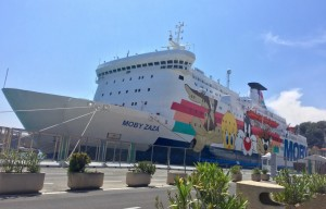 Moby incrementa le partenze per la Corsica