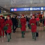 Alitalia: divise consegnate. «Non sono infiammabili. I sindacati sbagliano»