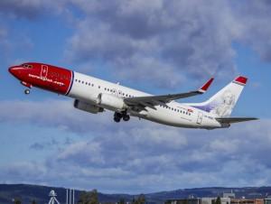 Norwegian cresce grazie ai voli intercontinentali