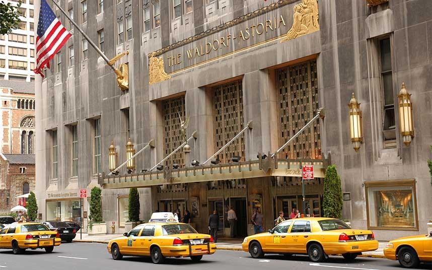 il waldorf astoria di new york diventer un condominio