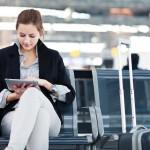 Indagine Sita, dispositivi mobili sempre più diffusi tra i viaggiatori