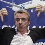 Ryanair: la Brexit frena la crescita degli utili del semestre