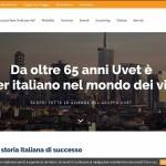 Gruppo Uvet manda online il nuovo sito