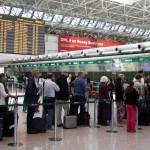 Alitalia: 142 i voli cancellati oggi a causa dello sciopero
