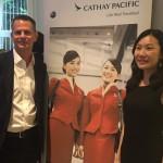 Bordogna, Cathay Pacific: «Ecco l'A350 sulla Roma-Hong Kong»