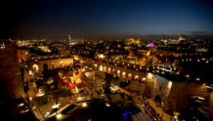 Gerusalemme amplia l'offerta ricettiva, in arrivo 5 mila camere