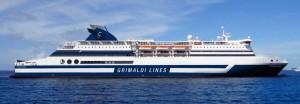 Grimaldi Lines e Mondo Convenienza insieme sulla Civitavecchia-Olbia