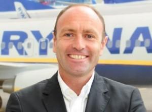 Ryanair stima un calo delle tariffe del 10-12% nei prossimi sei mesi