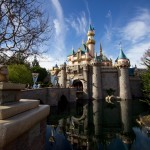 Stop ad Airbnb nella città di Disneyland