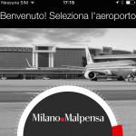 Milan Airports: nuova app per gli scali di Linate e Malpensa