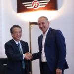 Fs Italiane, accordo con le Ferrovie Giapponesi