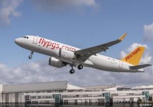 Pegasus Airlines sigla accordo di codeshare con l'egiziana Nile Air