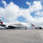 Emirates raddoppia il giornaliero sulla Dubai - Milano