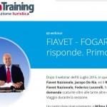 Webinar Fiavet: secondo atto, doppio successo per Travel Quotidiano