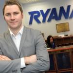 Ryanair: in ottobre voli spostati da Ciampino