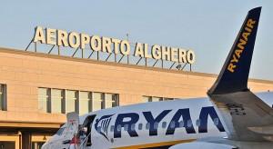Ryanair riattiva i voli internazionali da Alghero