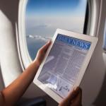 Air Dolomiti lancia il servizio gratuito eJournals