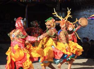 I Viaggi di Maurizio Levi fra i festival del Bhutan