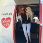 Silver Air sempre più pet friendly: all'Elba con gli amici a quattro zampe