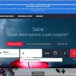 Turkish Airlines presenta il nuovo sito in italiano
