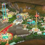 Six Flags a Dubai con le montagne russe più alte del mondo