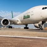 Alitalia: stop degli scatti di anzianità per i prossimi due mesi