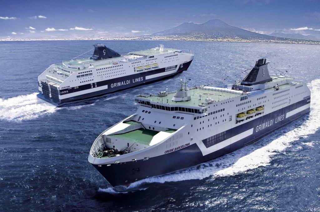 Grimaldi Lines, al NF con il nuovo collegamento Savona-Barcellona-Tangeri