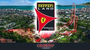 PortAventura apre le vendite per il parco di Ferrari Land