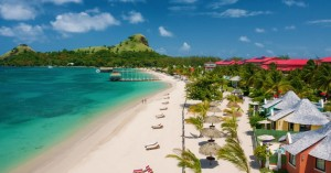 Sandals Resort, quarta struttura a St. Lucia