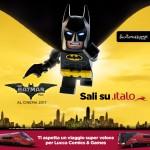 Italo al Lucca Comics con il servizio Italobus