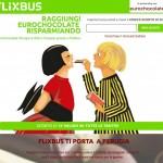 Con FlixBus a Perugia per Eurochocolate 2016