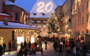 Tirolo austriaco, Hall Wattens si prepara al mercatino di Natale
