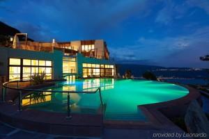 Lefay resort & spa: fine anno sul lago di Garda