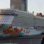 Norwegian Cruise Line festeggia #NorwegiansFirst50